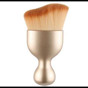 Paintbrush Shaped Brush ~ Gold